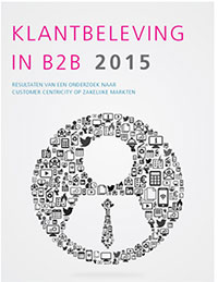 klantbeleving in B2B 2015